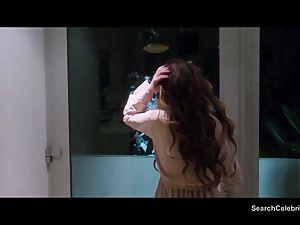 James Deen and Lindsay Lohan get super-hot on cam