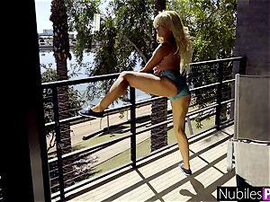 Nubiles Weekly Sneak glimpse - Spring Break Sexcapades