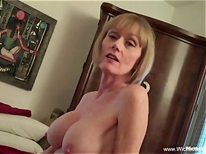 2 weenies For first-timer GILF mother
