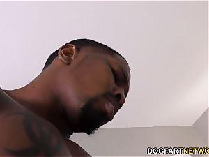 Pepper Hart bi-racial ass fucking gang-bang cuckold Sessions