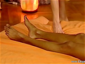 massage For girls Is softcore