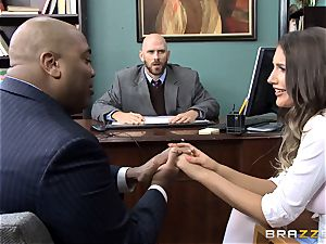 exquisite August Ames gets porked by the dean