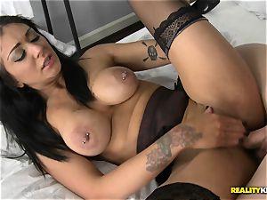 Mai Bailey boinks on camera for a appetizing deal