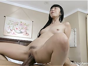 Marica Hase Gets boinked by a big black cock
