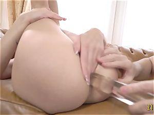 bodacious Vixen Gets Her ass-hole plowed