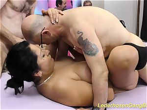 group sex with super hot german women