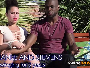 fledgling swingers with fake tits pool soiree