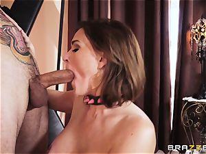 horny super-naughty gonzo hookup with Krissy Lynn