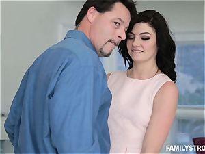 Jessica Rex boinking her stepdad
