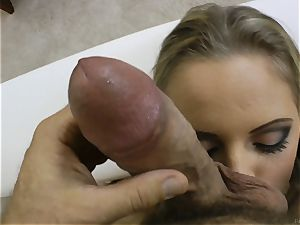 wonderful blonde Vanda passion pulverized in her ass hole