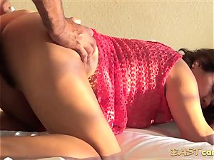 point of view MATURE asian wifey