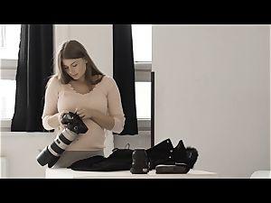 xCHIMERA - chesty Czech honey Lucy Li glamour fuck-a-thon session
