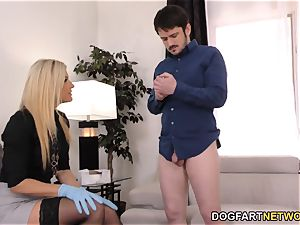 India Summers plumbs Davin King's big black cock - cuckold Sessions