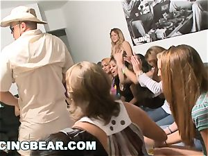 DANCINGBEAR - off the hook Delivery for college women