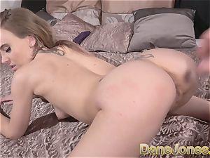 Dane Jones kinky brit nympho pov blowage