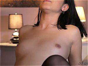 sensual intercourse with Czech honey chick Dee