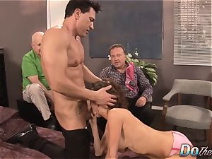 wifey busts with another man