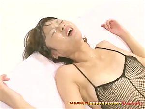 ass fucking Creampies - asian bukkake hump