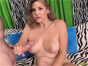 fabulous mature woman takes fuck-stick