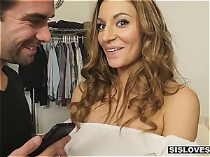 two brothers tag squad their spectacular hot stepsister