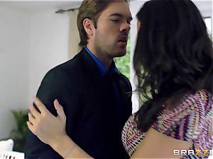 naughty wife sensuous Jane screws her hubbies fucking partner